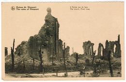 Nieuwpoort, Nieuport, L'Eglise Vue De Face (pk55328) - Nieuwpoort