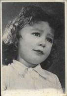 BIMBA TRISTE - EDIZ. P.E.C.O MILANO 1942 - SCRITTA AL RETRO - Portraits