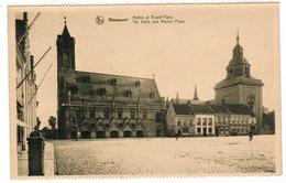 Nieuwpoort, Nieuport, Halles Et Grand Place (pk55330) - Nieuwpoort