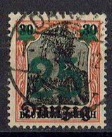 Danzig 1920 // Mi. 18 O - Danzig