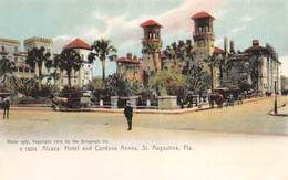 A-19-2502 : SAINT AUGUSTINE. ALACAZA HOTEL AND CORDOVA ANNEX. - St Augustine