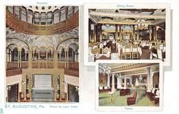A-19-2507 : SAINT AUGUSTINE.  PONCE DE LEON HOTEL - St Augustine