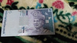 Malaysia 2000 RM1 $1 1 Ringgit UNC Banknote Zeti Z.A Aziz Hibiscus T A Rahman Flowers - Malaysia