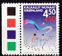 Grönland, 2002, 378, Kinder In Problemfamilien.  MNH ** - Grönland