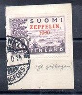 Serie De Finlandia Nº Yvert 1 (o) OFERTA (OFFER) Valor Catálogo 250.0€ - Gebraucht