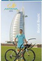 CYCLISME TOUR  DE  FRANCE   AUTOGRAPHE  BORUT BOZIC  ASTANA - Wielrennen