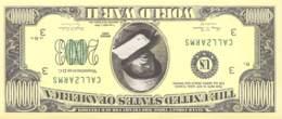 1 Mio Dollar World War II.  / Fantasy Banknote - Billets