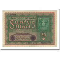 Billet, Allemagne, 50 Mark, 1919-06-24, KM:66, SPL - [ 3] 1918-1933: Weimarrepubliek