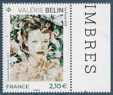 5301 Valérie Belin - Calendula Marigold BDF (2019) Neuf** - Unused Stamps