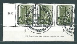 MiNr. 508 Druckvermerk - DDR