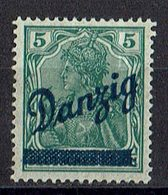 Danzig 1920 // Mi. 21 * - Danzig