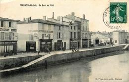Marans * Le Canal Au Midi  * Bijouterie Aux Fabriques De Besançon - France
