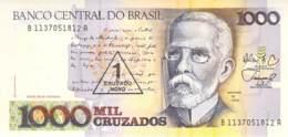 1000 Mil Cruzeiros Banknote Brasilien - Brésil