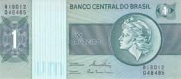 1 Um Cruzeiro Banknote Brasilien - Brésil