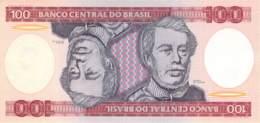 100 Cruzeiro Banknote Brasilien - Brésil