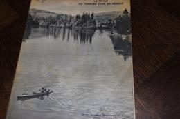 Revue TOURING CLUB DE FRANCE Mai 1947: La Dordogne à Meyronne (Lot), Périgord, - Turismo E Regioni