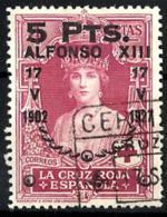 España Nº 386 En Usado - 1889-1931 Royaume: Alphonse XIII