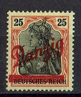 Danzig 1920 // Mi. 24 * - Danzig