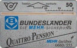 34/ Austria; ANK 26. Quattro Pension 2, CP: 104B - Austria