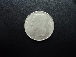 BELGIQUE : 1 FRANC  1957   KM 143.1     SUP+ - 1951-1993: Baudouin I