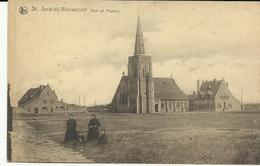 St Joris-bij-Nieuwpoort Kerk En Pastorij   (58) - Nieuwpoort