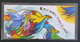 FRANCE - YT BLOC SOUVENIR 100** - 2014 - BONNE ANNEE TOUTE L ANNEE - Sheetlets