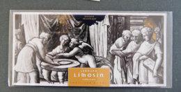 FRANCE - YT BLOC SOUVENIR 108** - 2015 - LEONARD LIMOSIN - EMAILLEUR DU ROI - Sheetlets