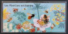 FRANCE - YT BLOC SOUVENIR 125** Et 125a**- 2016 - LES ABEILLES SOLITAIRES - Sheetlets