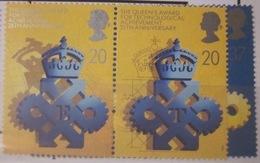 Grande-Bretagne - YT 1460-1463 ** - 1952-.... (Elizabeth II)
