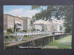 AK  WARMBRUNN Cieplice Ziethenstrasse Ca.1910  //  D*36776 - Schlesien