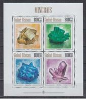 Guinee Bissau  2013 Minerals Minéraux  MNH - Minéraux