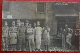 K.U.K. FELDPOST 410 - ORIGINAL PHOTO - Oorlog 1914-18