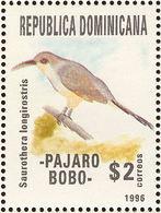 République Dominicaine. Tacco D'Hispaniola Ou Saurothera Longirostris, - Coucous, Touracos