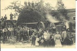 Moeurs Et Langage Du Haut Bourbonnais - La Machine à Battre - France