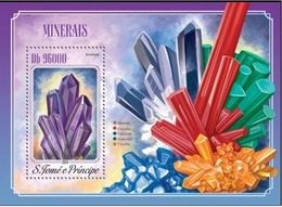 Saint Thomas  2014 Minerals Minéraux MNH - Minéraux