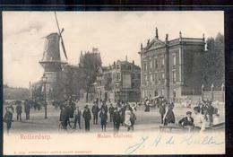 Rotterdam - Molen Coolvest - 1903 - Rotterdam