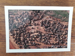 Cote D'Ivoire  - Village De SENOUFO De NIOFOIN - Photo Maurice ASCANI - Côte-d'Ivoire