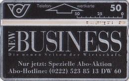 89/ Austria; ANK 47. New Business, CP: 302A - Austria