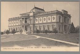 CPA Suisse - Genève - Musée Ariana - GE Ginevra