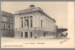 CPA Suisse - Genève - Victoria Hall - GE Ginevra