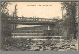 CPA 38 - Bourgoin - Le Pont De Ruy - Bourgoin