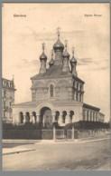 CPA Suisse - Genève - Eglise Russe - GE Ginevra