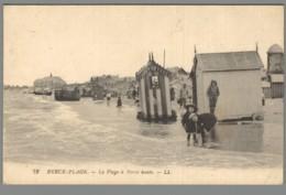 CPA 62 - Berck Plage - La Plage à Marée Haute - Berck