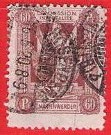 MiNr.9 O Deutschland Deutsche Abstimmungsgebiete Marienwerder - Deutschland