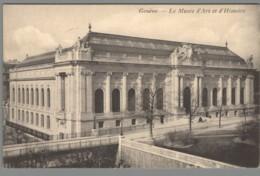 CPA Suisse - Genève - Le Musée D'Art Et D'Histoire - GE Ginevra