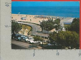 CARTOLINA VG ITALIA - TORTORETO LIDO (TE) - La Spiaggia - 10 X 15 - ANN. 1977 - Teramo