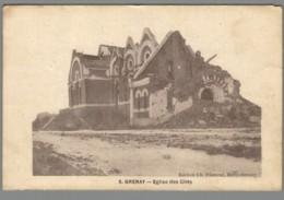 CPA 62 - Grenay - Eglise Des Cités - France