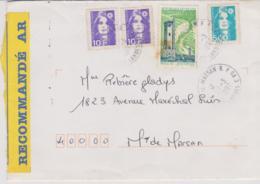 ENVELOPPE  - MONT DE MARSAN - LANDES 1997 - 1961-....