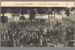 CPA 42 - Saint Etienne - Souvenir Du Prado - Saint Etienne