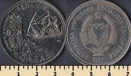 Albania 5 Lekë 1987 - Albanië
